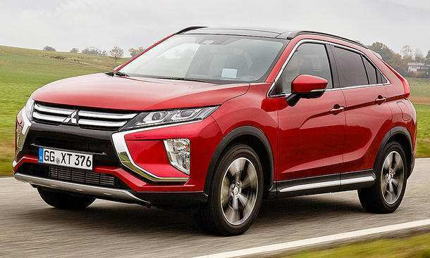 74 The Best Mitsubishi Eclipse Cross Hybrid 2020 Interior