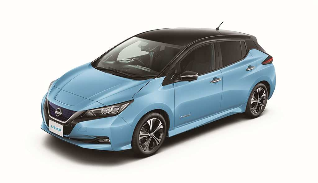 74 The Best Nissan Leaf 2019 60 Kwh Spesification