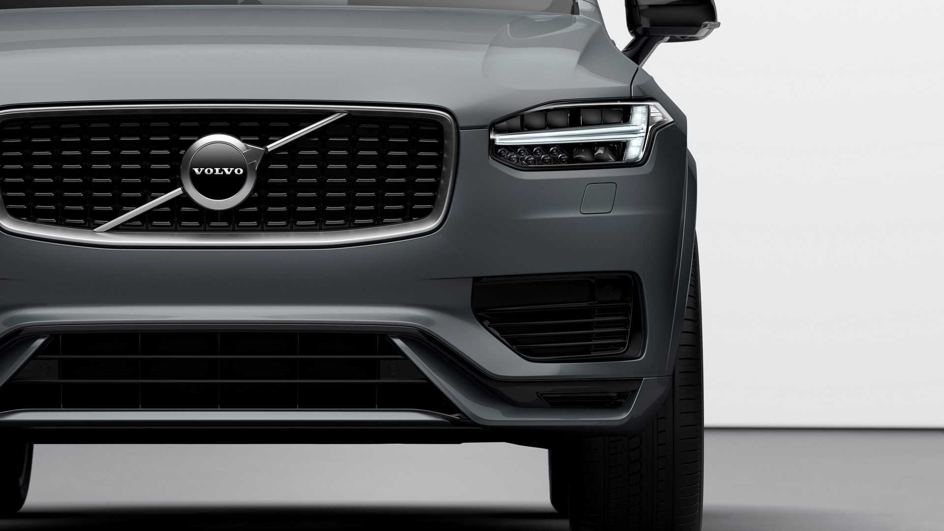 74 The Best Volvo Xc90 Facelift 2019 Picture