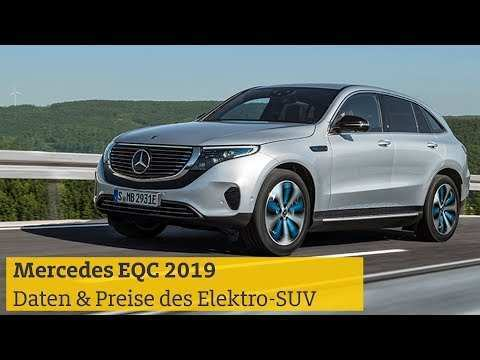 74 The Eqc Mercedes 2019 Redesign And Concept