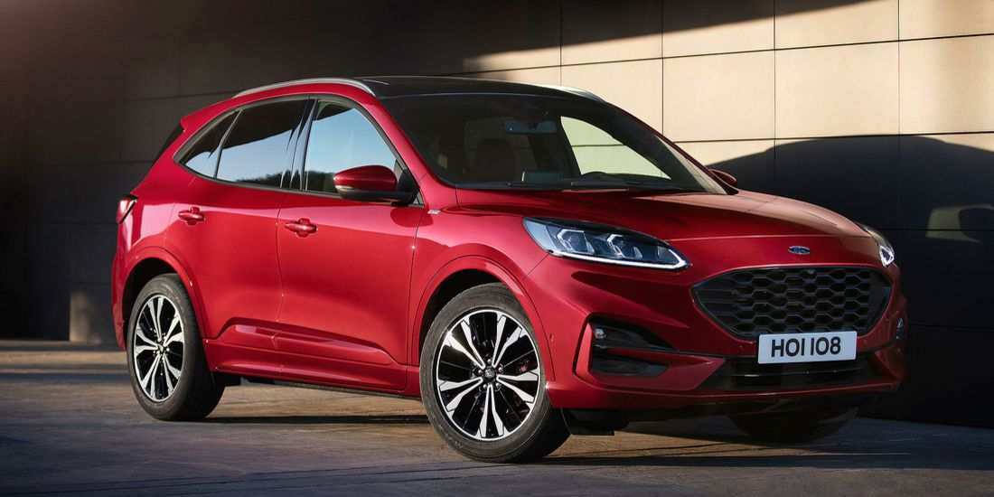 74 The Ford New Kuga 2020 Specs