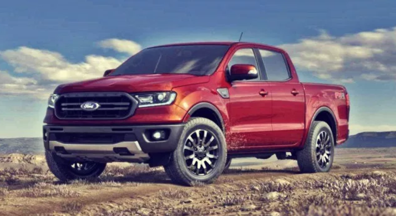 74 The Ford Ranger 2020 Model Speed Test