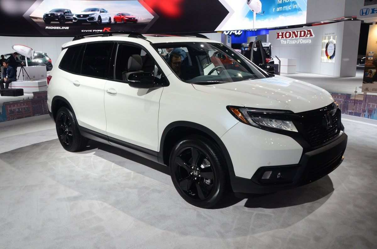 74 The Honda Passport 2020 Price Style