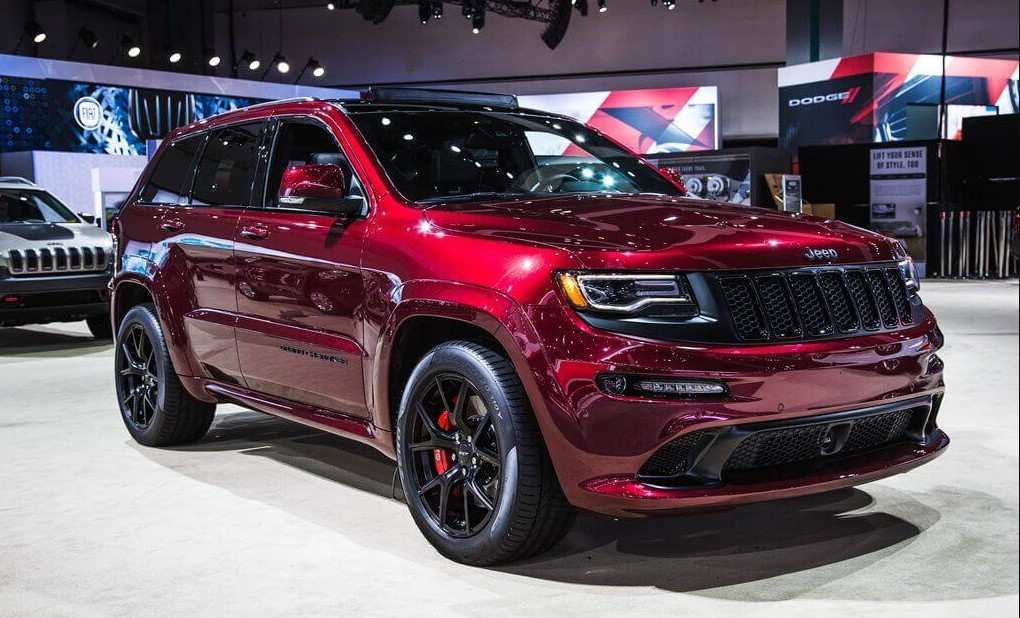 74 The Jeep Grand Cherokee Srt 2020 History