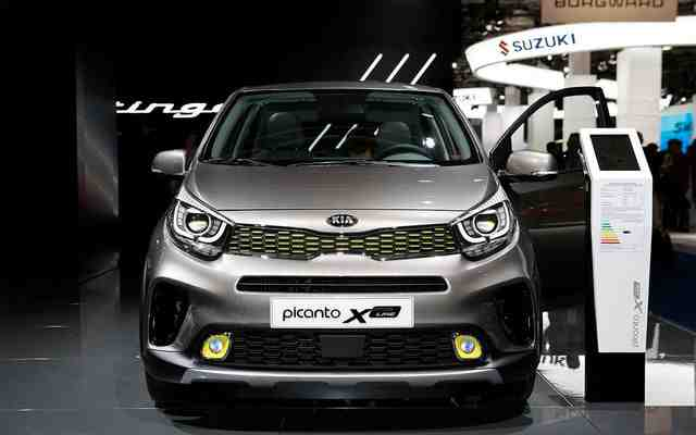 74 The Kia Picanto Xline 2020 Price And Release Date