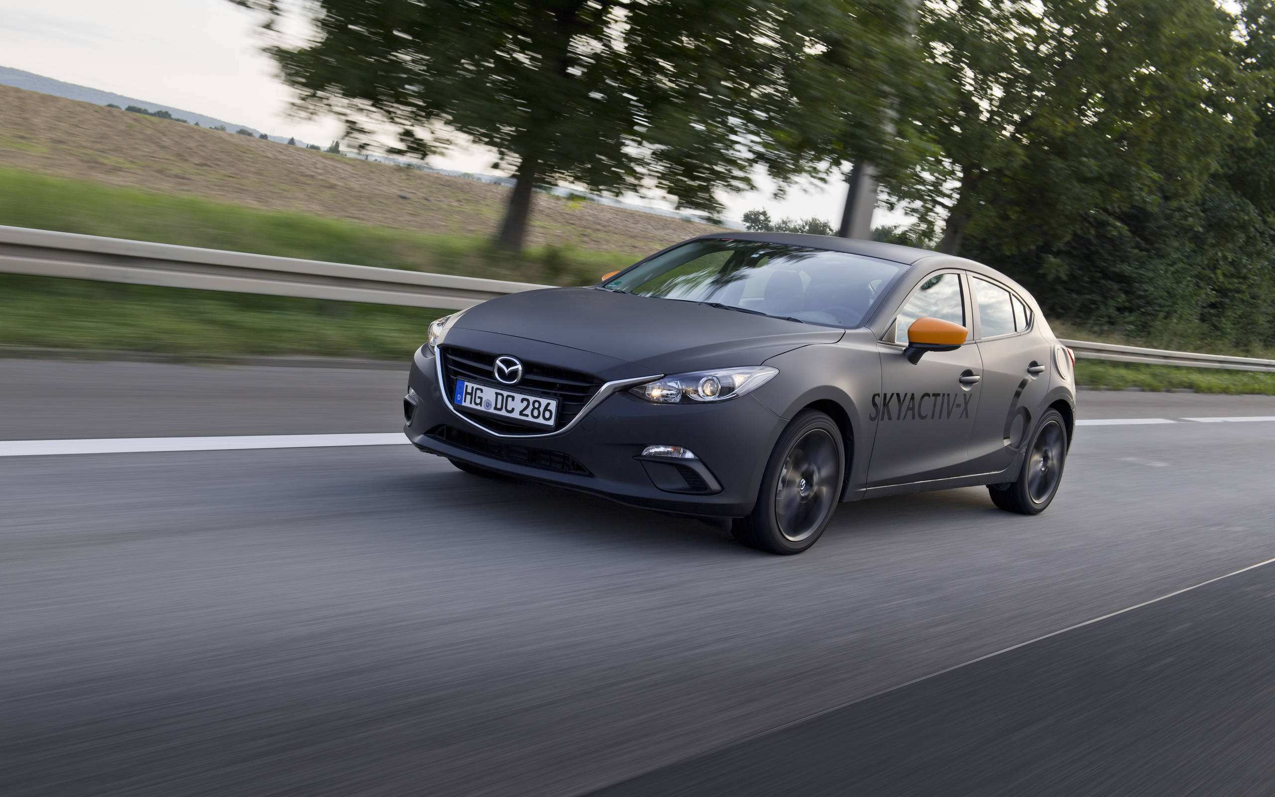 74 The Mazda 3 2019 Forum Research New