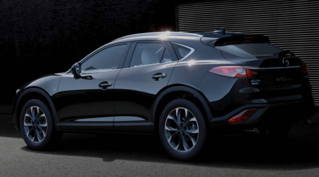 74 The Mazda Cx 7 2020 Performance And New Engine