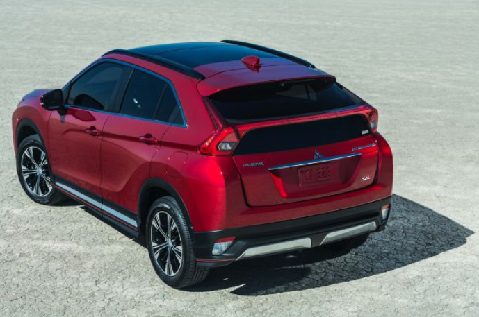 74 The Mitsubishi Eclipse Cross Hybrid 2020 Reviews