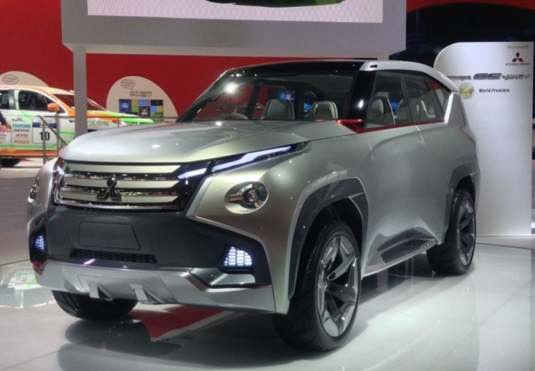 74 The Mitsubishi Montero Wagon 2020 Redesign And Concept