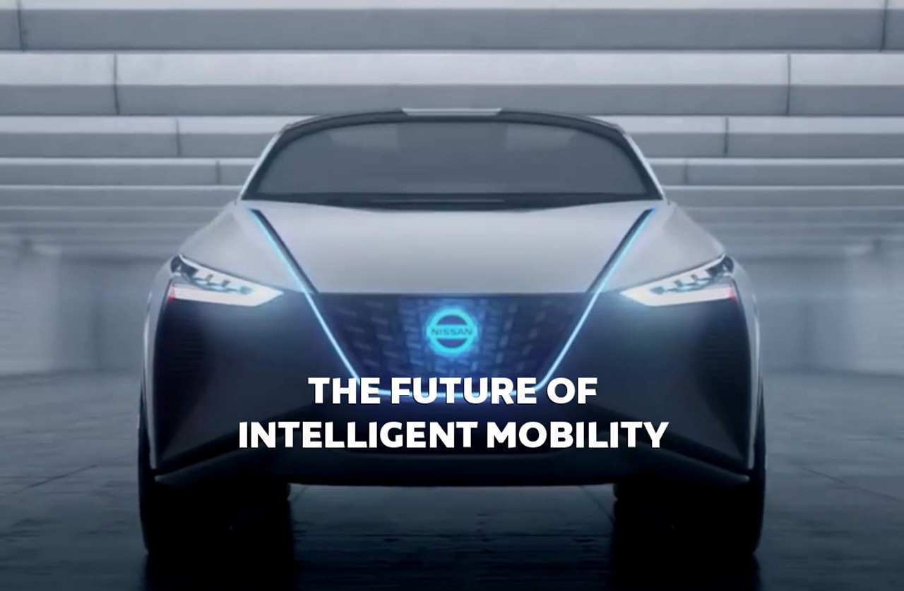 74 The Nissan Expo 2020 Research New