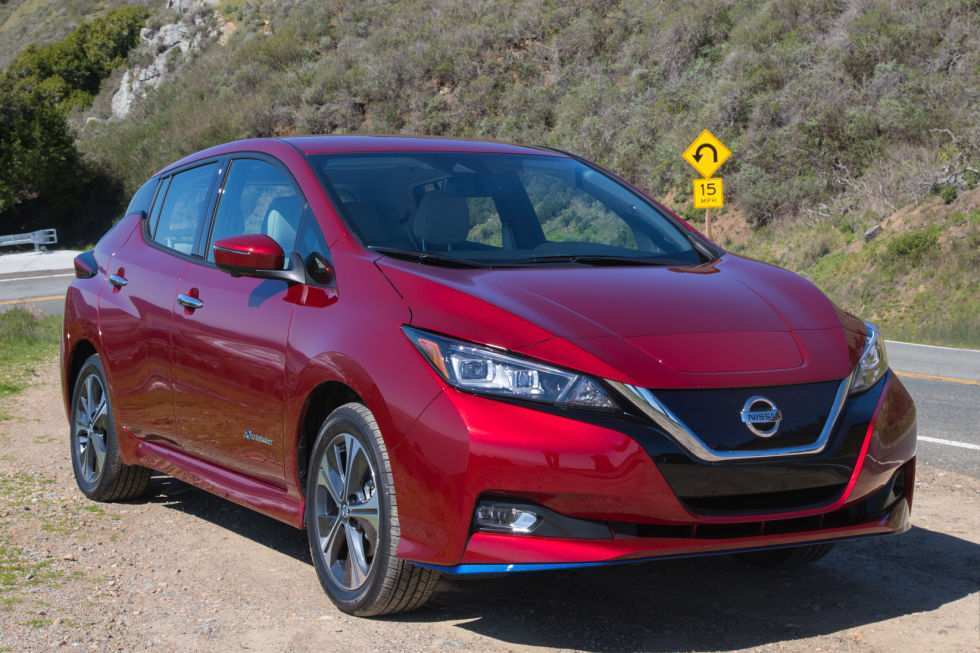 74 The Nissan Leaf 2019 Review Review And Release Date