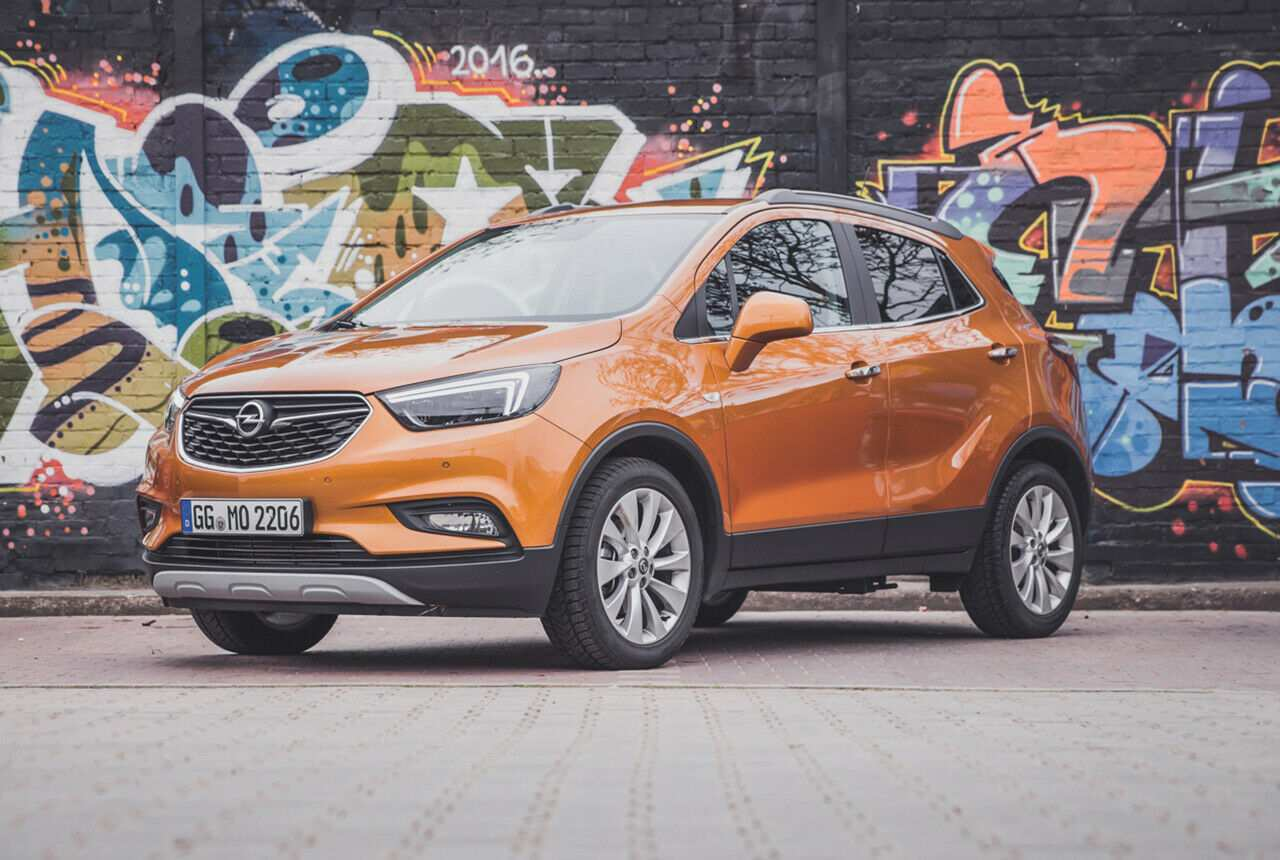 74 The Opel Jeep 2020 Redesign