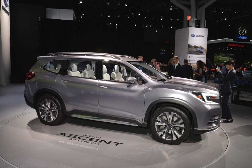 74 The Tribeca Subaru 2019 Pictures