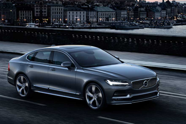 74 The Volvo 2019 Electric Car Model