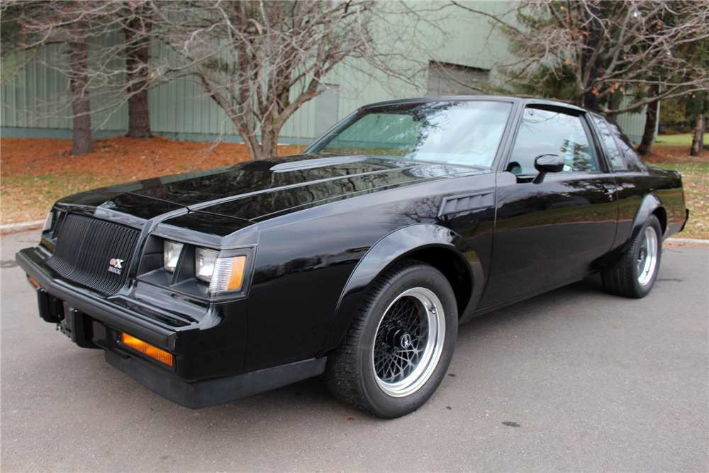 75 A 2019 Buick Gnx Overview