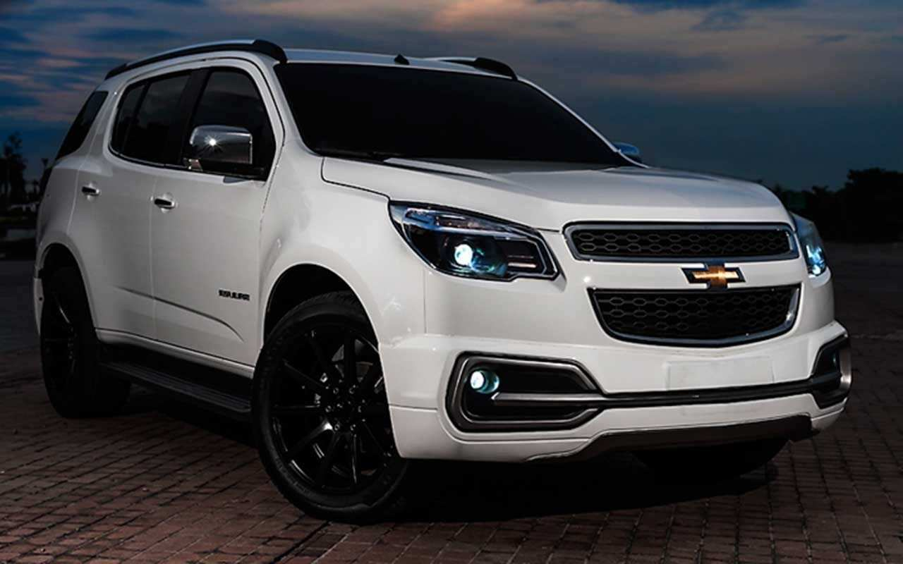 75 A 2019 Chevy Trailblazer Ss Wallpaper