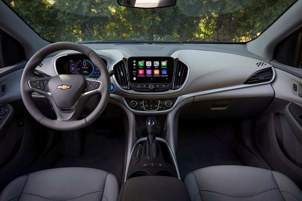 75 A 2019 Chevy Volt Review And Release Date