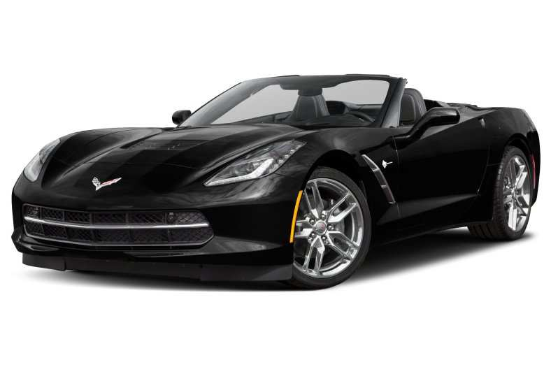 75 A 2019 Corvette Stingray Ratings