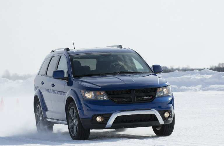 75 A 2019 Dodge Journey Srt Spy Shoot