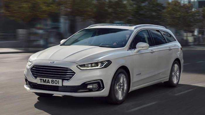75 A 2019 Ford Mondeo History
