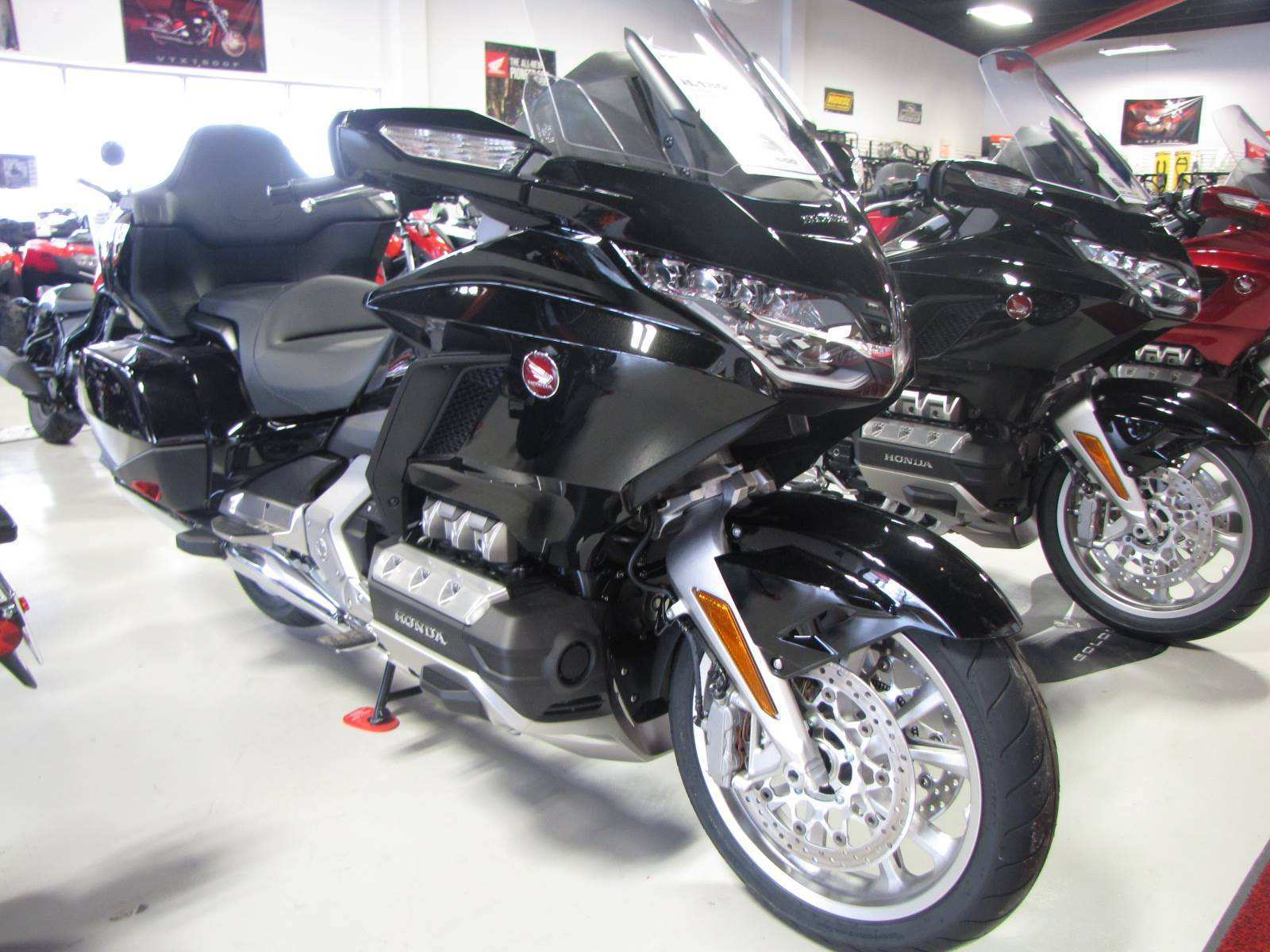 75 A 2019 Honda Goldwing Changes Prices