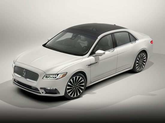 75 A 2019 Lincoln Continental Specs