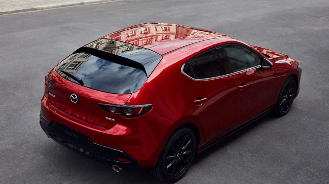 75 A 2019 Mazdaspeed 3 New Concept