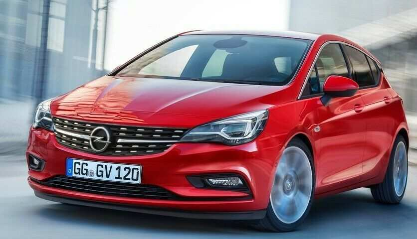 75 A 2019 Opel Astra Price And Release Date
