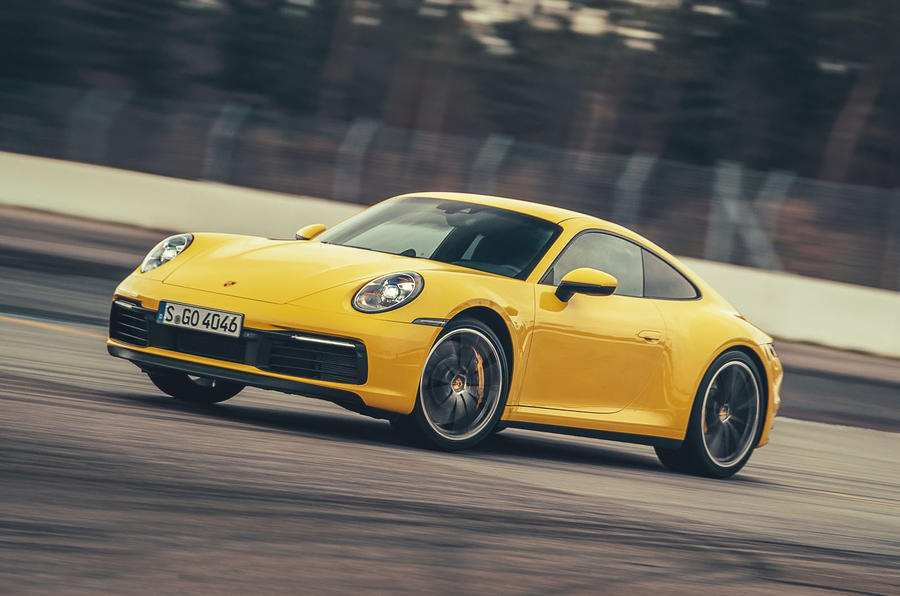 75 A 2019 Porsche 911 Carrera Specs And Review