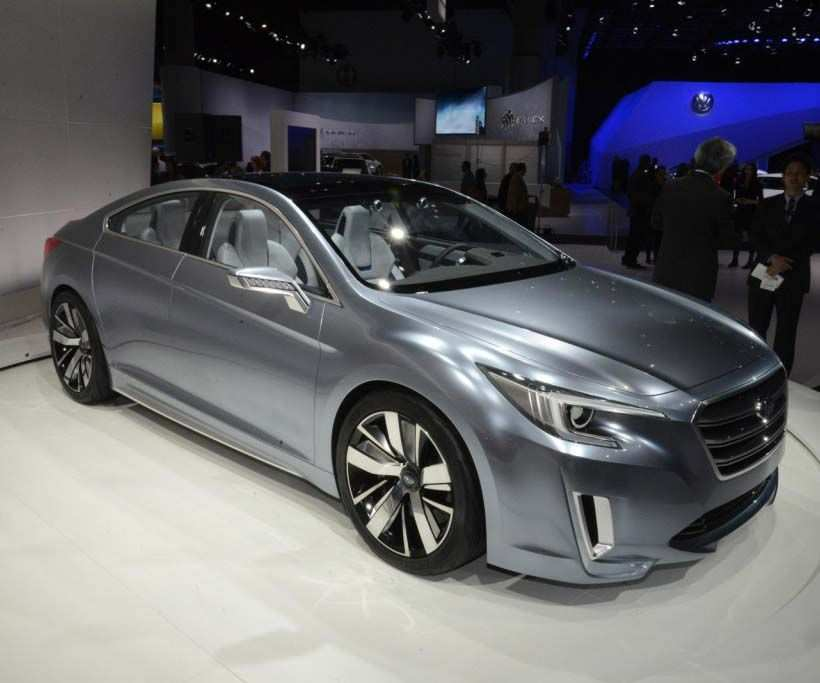 75 A 2019 Subaru Liberty Reviews