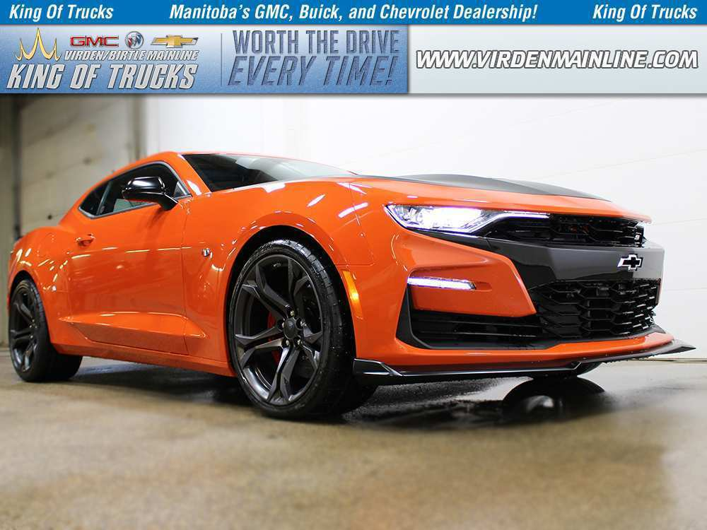 75 A 2019 The Camaro Ss Specs