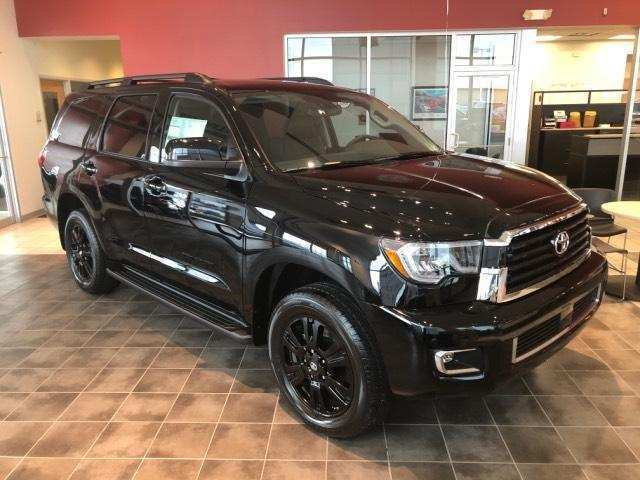 75 A 2019 Toyota Sequoia Picture