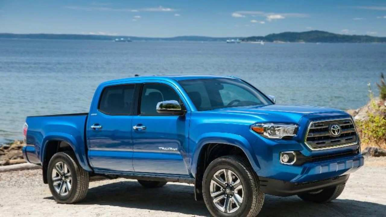 75 A 2019 Toyota Tacoma Diesel Trd Pro Redesign