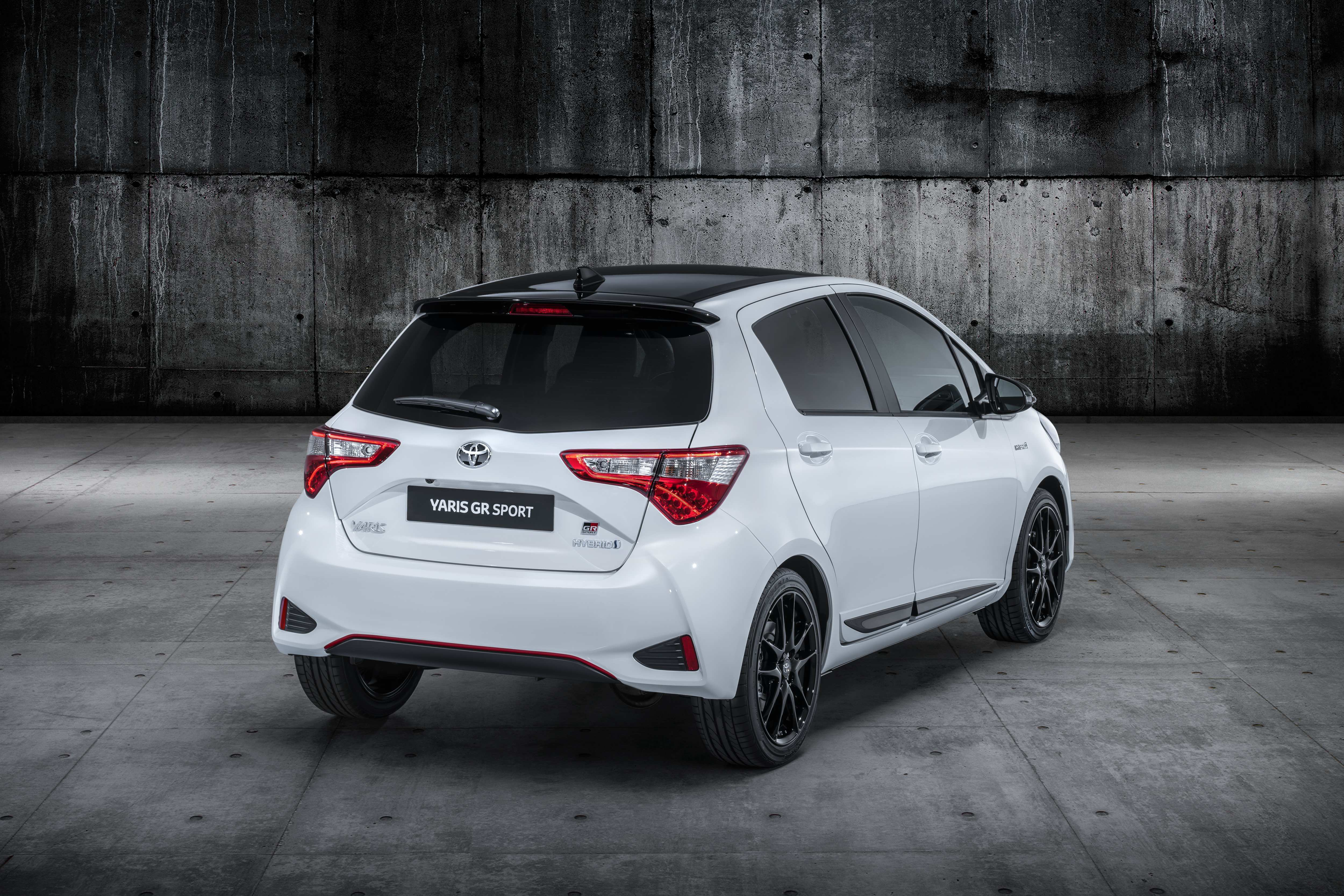75 A 2019 Toyota Yaris Redesign