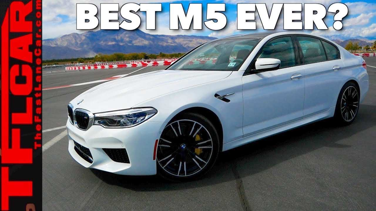 75 A 2020 BMW M5 Redesign And Review