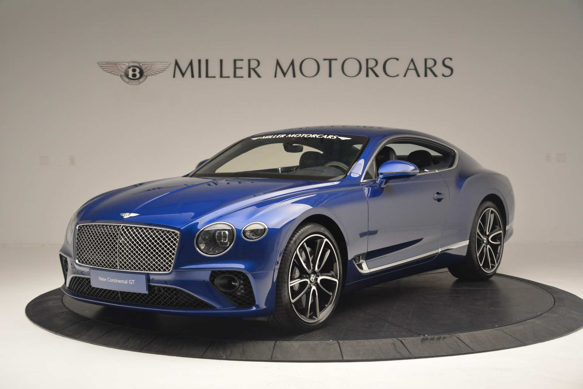75 A 2020 Bentley Continental GT Overview