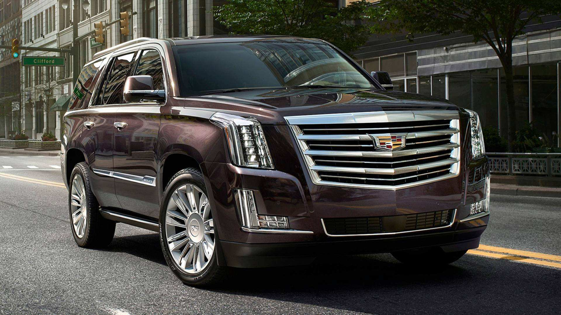 75 A 2020 Cadillac Escalade Luxury Suv Engine