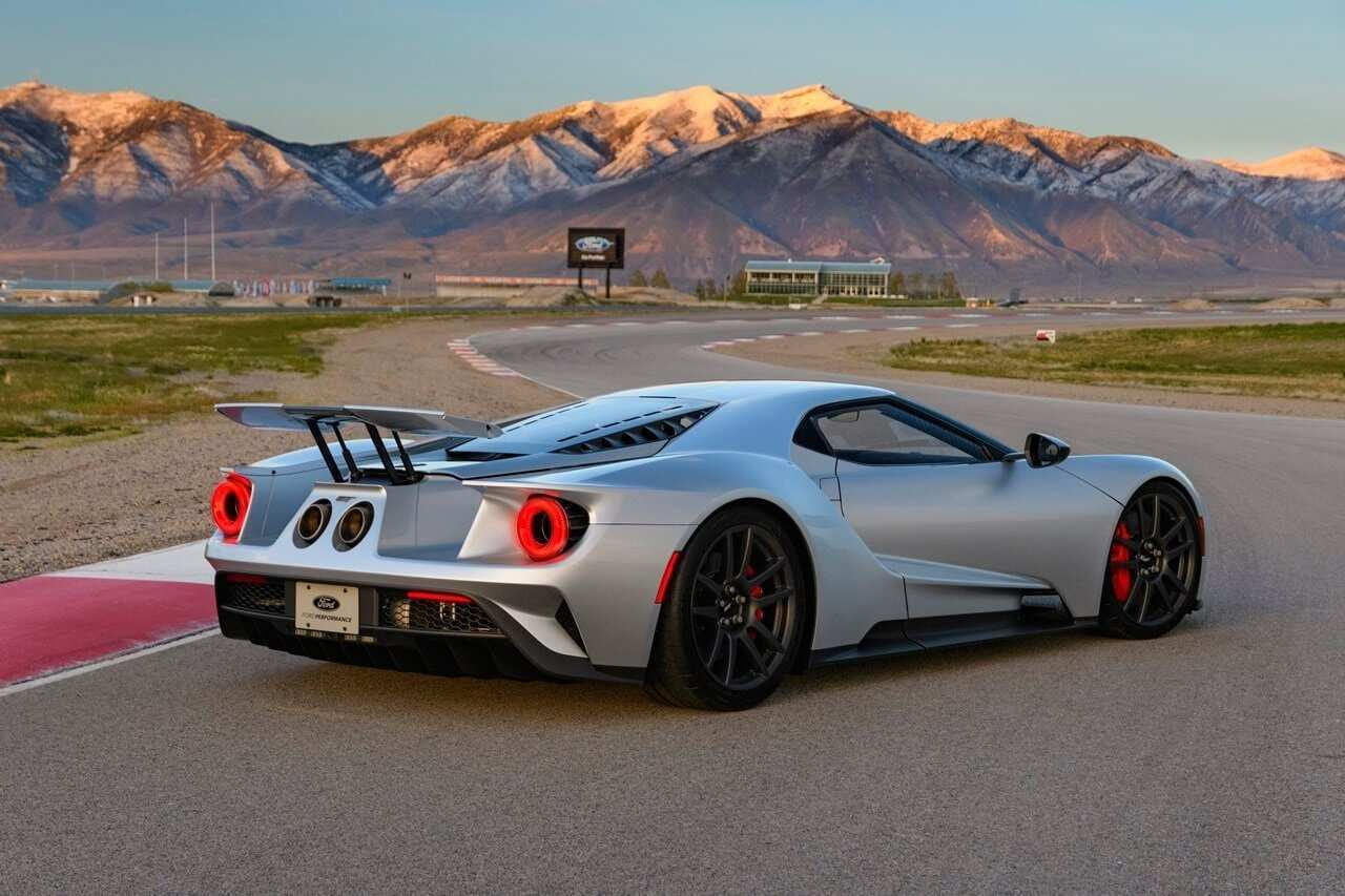 75 A 2020 Ford GT40 Price