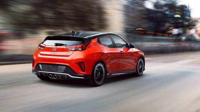 75 A 2020 Hyundai Veloster Turbo Review And Release Date
