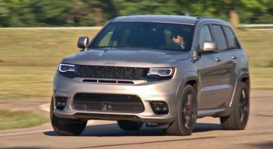 75 A 2020 Jeep Cherokee Spy Shoot