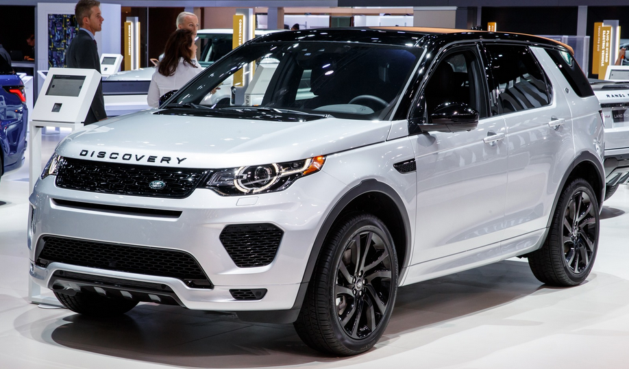 75 A 2020 Land Rover Discovery Style
