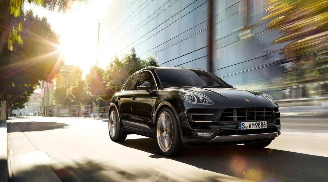 75 A 2020 Porsche Macan Turbo Performance