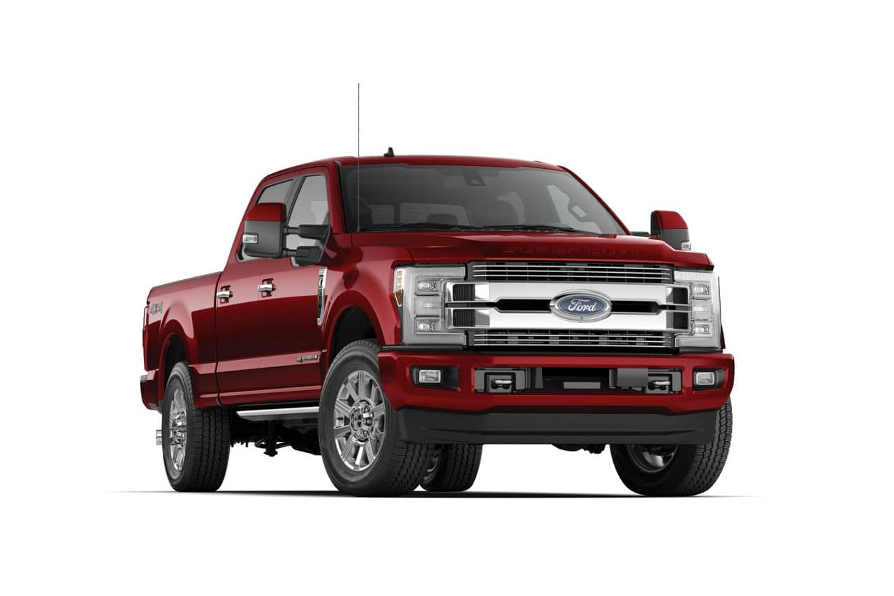 75 A 2020 Spy Shots Ford F350 Diesel Speed Test