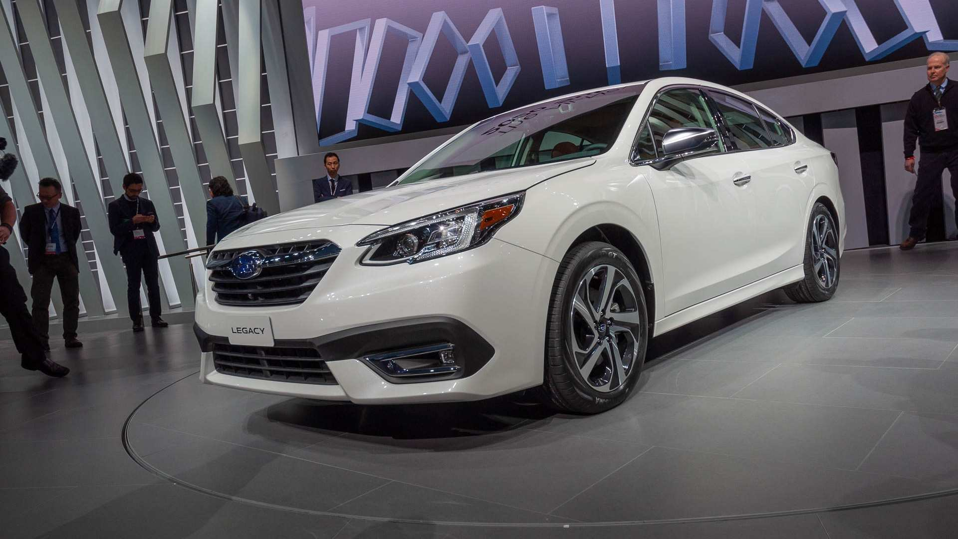 75 A 2020 Subaru Legacy Redesign Performance