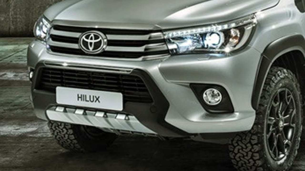 75 A 2020 Toyota Hilux Specs