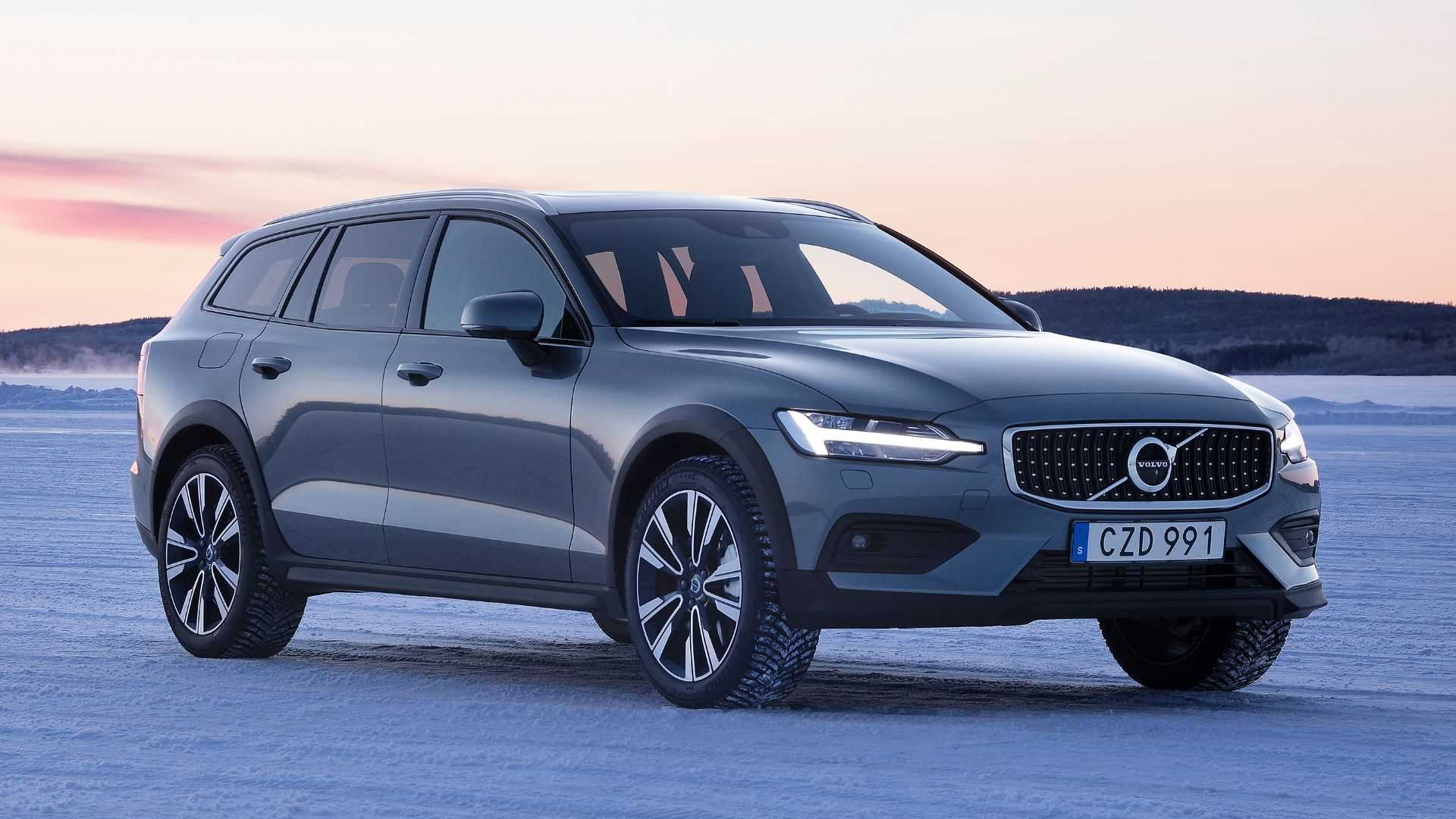 75 A 2020 Volvo V60 Wagon Redesign And Concept