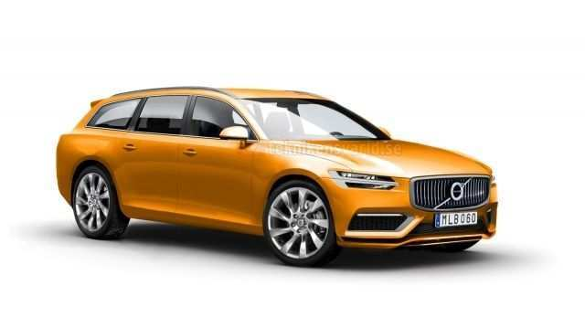 75 A 2020 Volvo Xc70 New Generation Wagon Engine