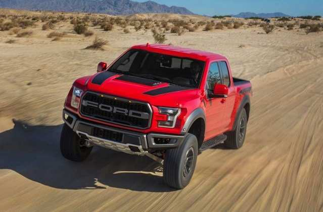 75 A Ford Raptor 2020 Ratings