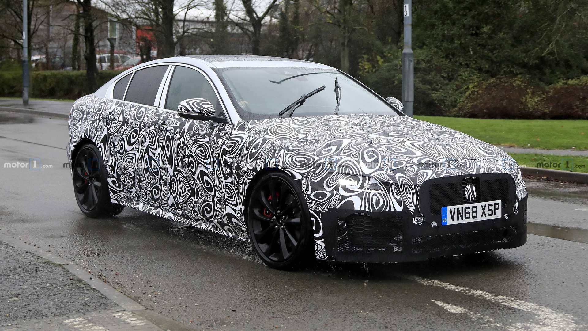 75 A Jaguar Xf Facelift 2019 Redesign