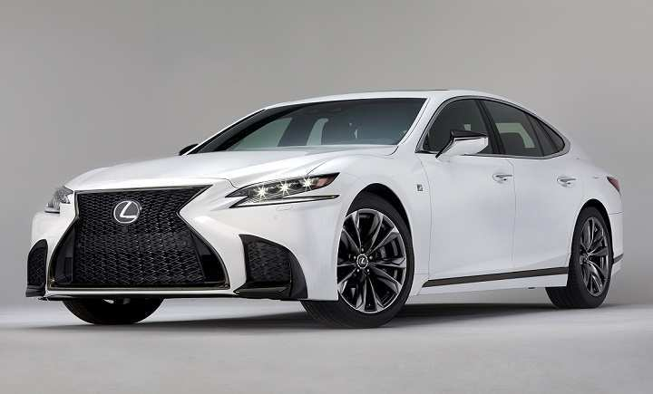 75 A Lexus 2019 Lineup Ratings